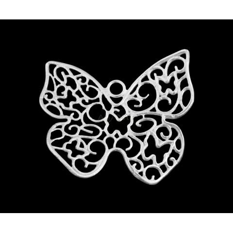 Pieza de montaje mariposa calada.33mm