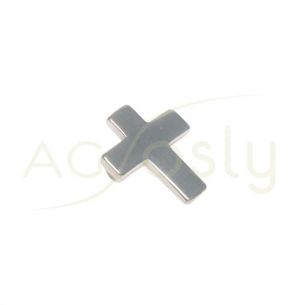 Pieza de montaje cruz.16x13mm