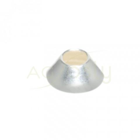 Pieza de montaje modelo disco.6,6mm Int.2,4mm