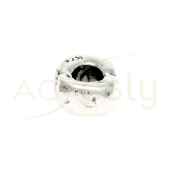 Pieza de montaje electroforming modelo donut cuadrado.13mm Int.5mm
