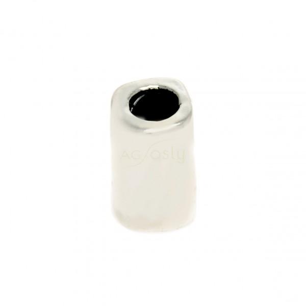 Pieza de montaje electroforming modelo cilindro.18x11mm