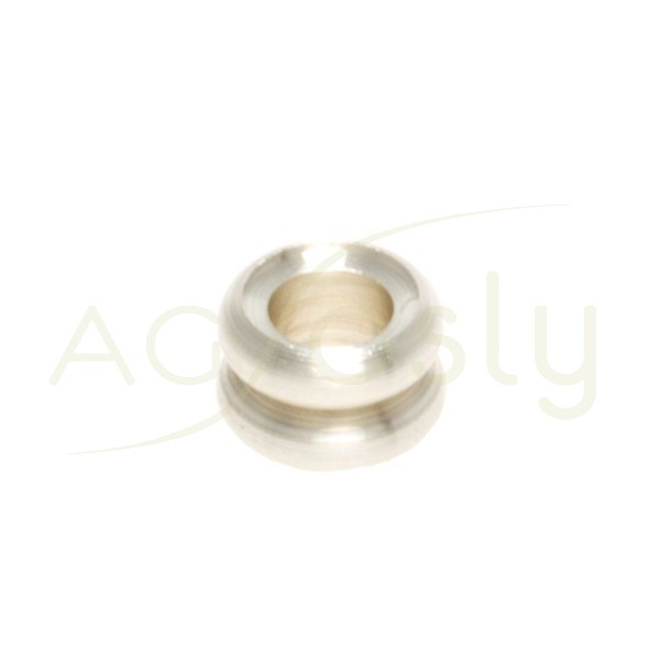 Pieza de montaje donut.4,6x3mm Int.2mm