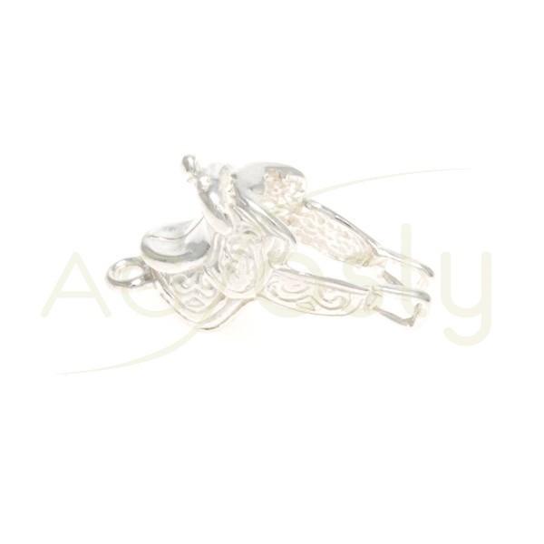 Pieza de montaje montura de caballo.20mm