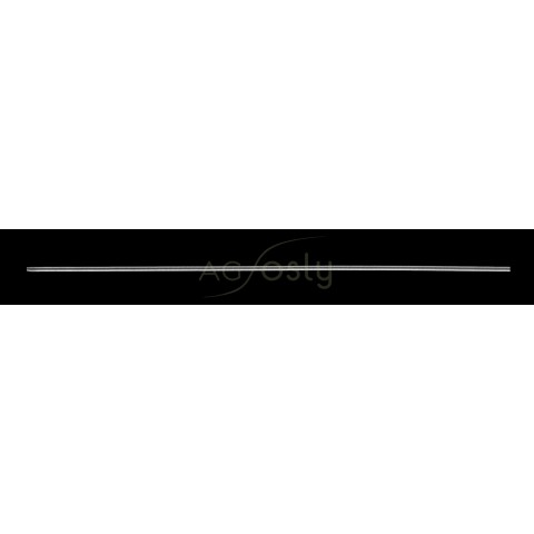 Tira de muelle en acero.2,0mm