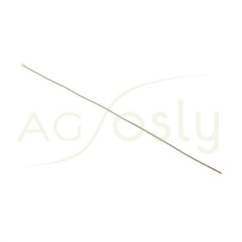 AGUJA DE BOLA 0,5 x 30,0mm