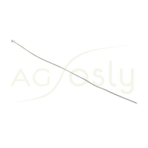 AGUJA DE BOLA 0,7 x 70,0mm