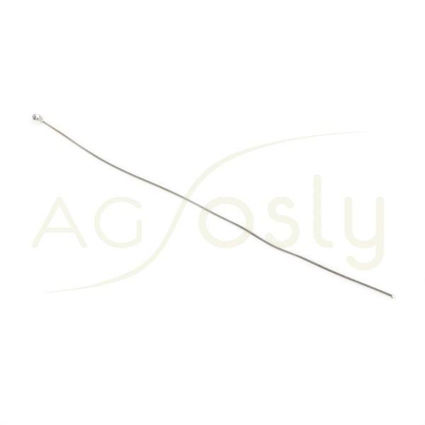 AGUJA DE BOLA 0,7 x 70mm