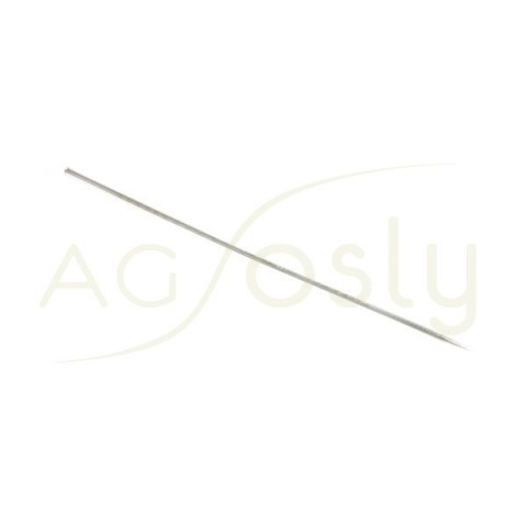 AGUJA SIN TERMINAL 1,0 x 50mm
