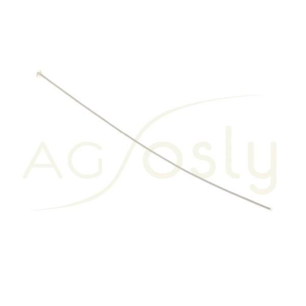 AGUJA PLANA 0,5 x 50mm