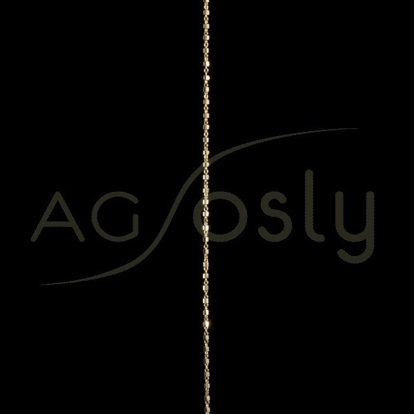 Cadena oro fantas¡a 25-208 en 45cm.