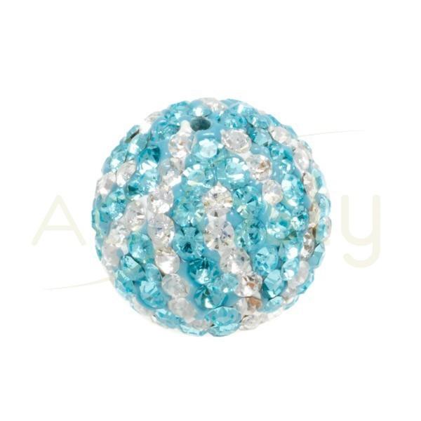 Bola de cristales de 16,0mm (Int de -,-mm)