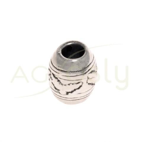 Entrepieza cilindro labrado.13mm Int.5mm