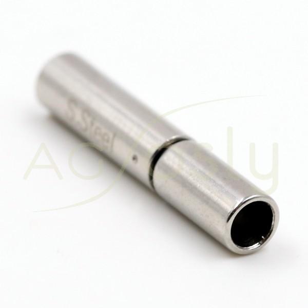 Cierre acero modelo alemn.2mm