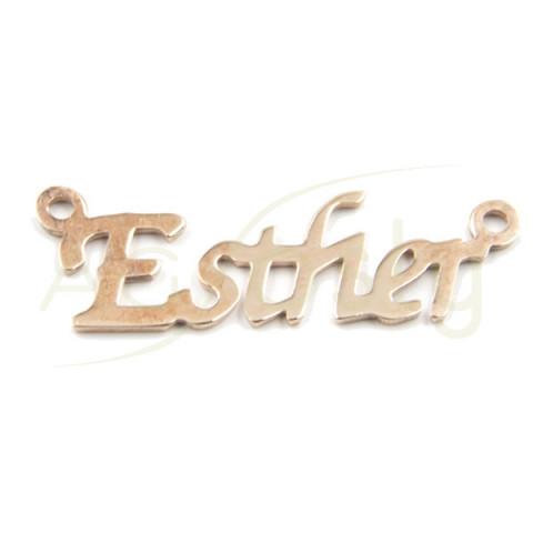 Entrepieza nombre Esther