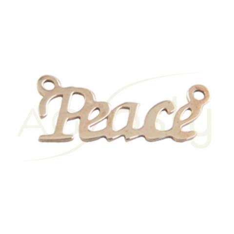 Entrepieza nombre Peace