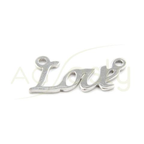 Entrepieza nombre Love