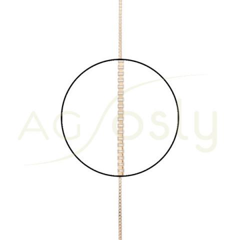 Cadena Veneciana en 40cm