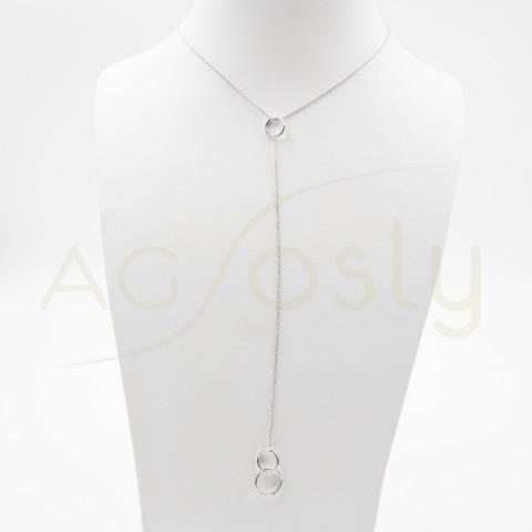 Collar Corbatero doble anilla