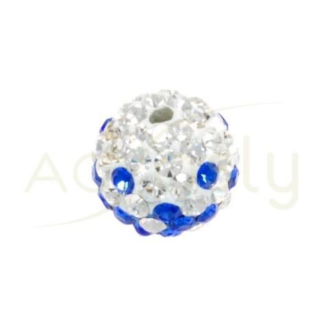 Bola de cristales de 8,0mm (Int de -,-mm)