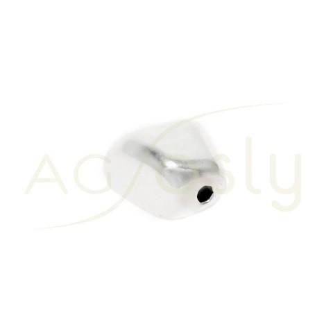 Pieza de montaje motivo piedra.10mm Int.1,5mm