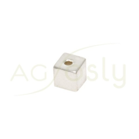 Pieza de montaje, cubo liso.3mm Int.1,2