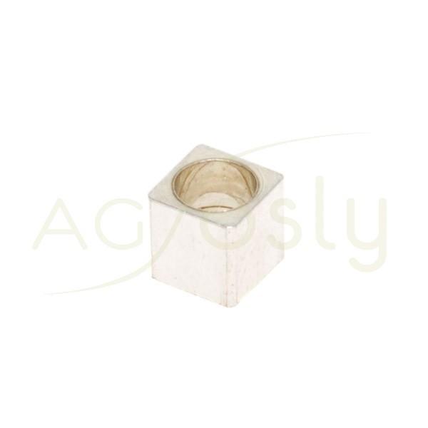Pieza de montaje cubo liso.5mm